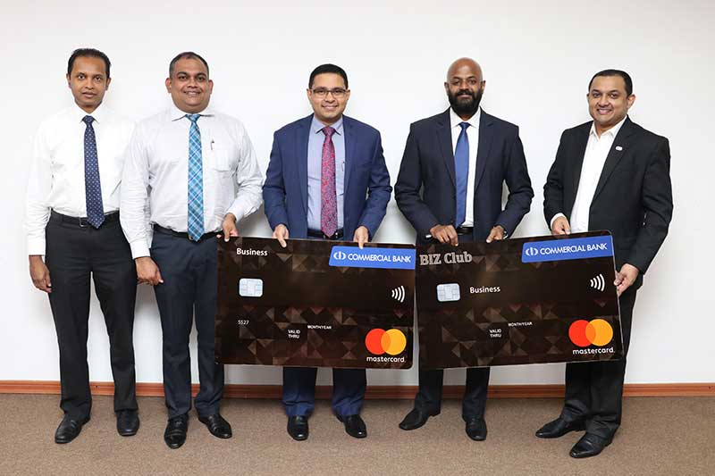 ComBank launches its SME Credit Card