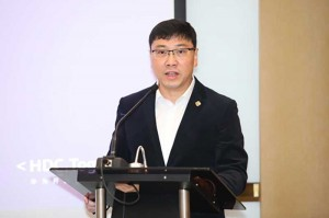 Wan Biao, Chief Operating Officer of Huawei Consumer BG