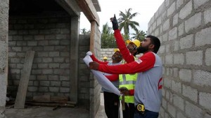 INSEE Cement continues investment in Mason development ccross Sri Lanka