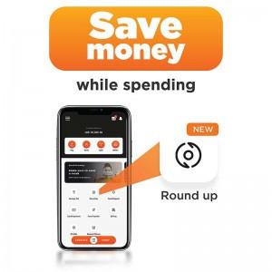 "FriMi Introduces Revolutionary ""Round up Savings"""
