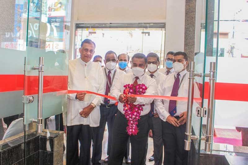 Seylan Bank relocates Kurunegala Branch
