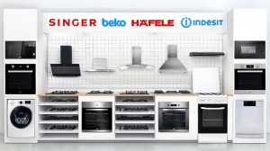 Transform your kitchen with Singer's elegant array of built-in appliances