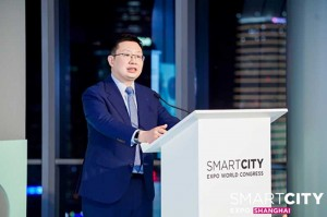 Yue Kun, President of the Global Government Business Unit of Huawei