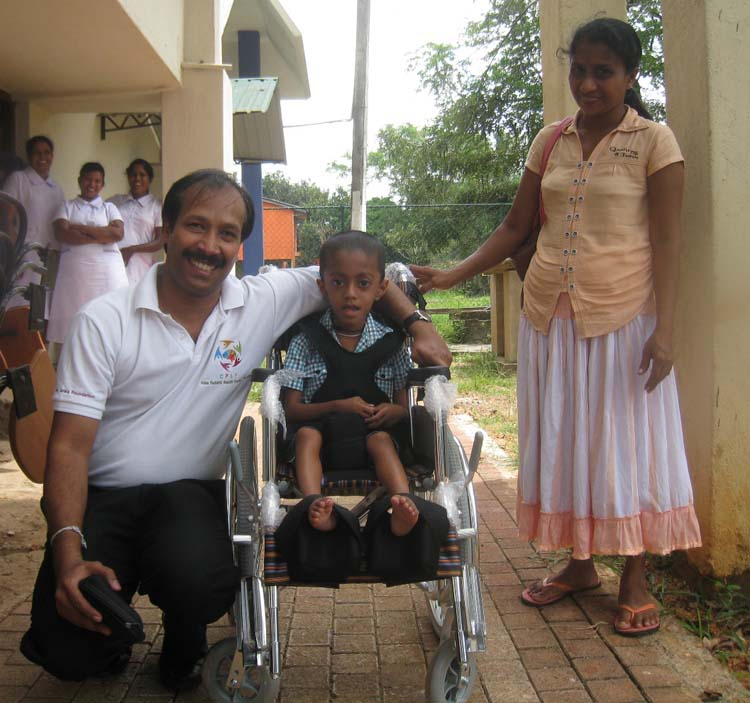 Child with Cerebral palsy gifted new wheelchair (3) (1)
