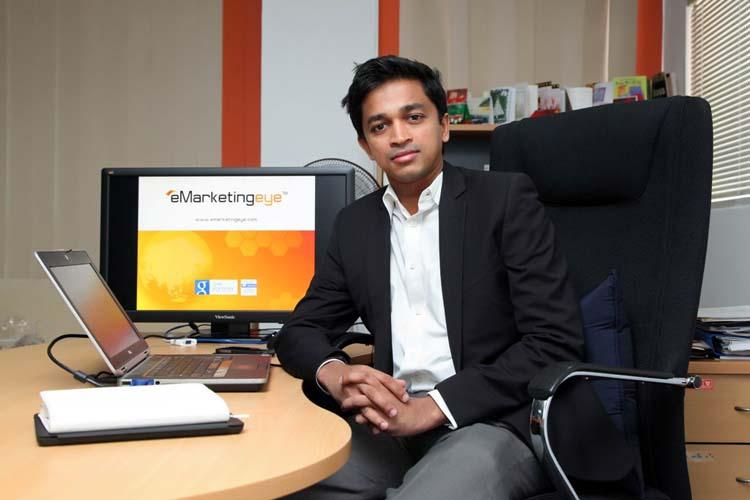 Rajitha Dahanayake – CEO of eMarketingEye
