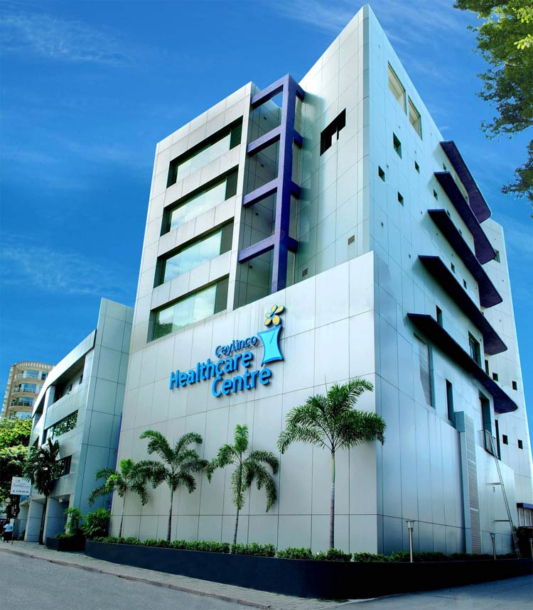 Ceylinco-Healthcare-Centre