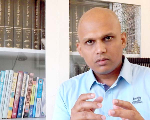 Eranda Ginige Co-Founder Social Enterprise Lanka 1