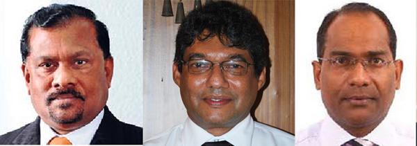 Nimal Mamaduwa, Brindley De Zylva, R. Muralidharan