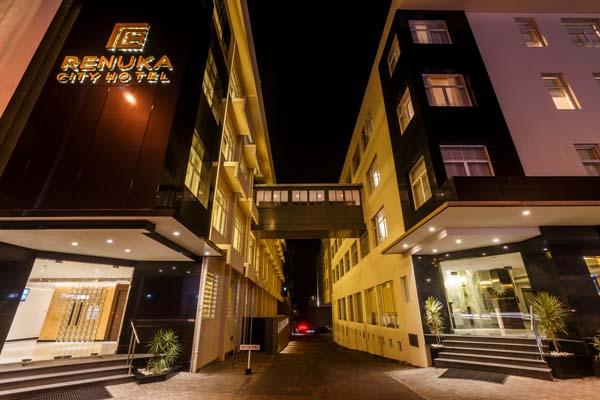 Renuka City Hotel 8