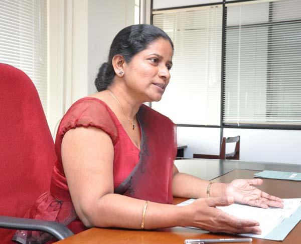 Renuka Jayasinghe – Deputy General Manager (Retail Banking and Co-op & Development), People's Bank.