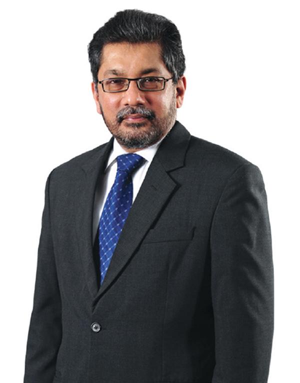 Singer Sri Lanka Chairman Dr. Saman Kelegama