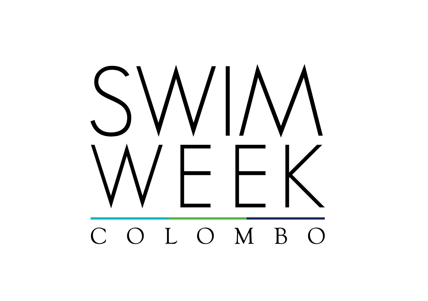 Swim Week Colombo Logo
