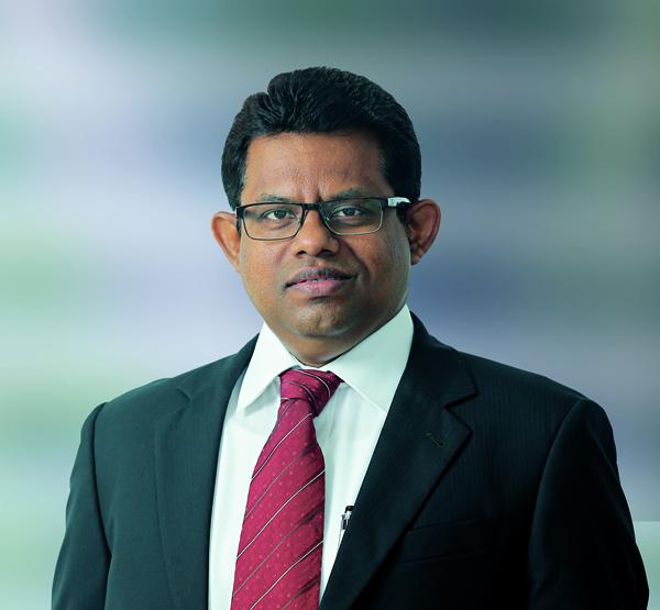B.M.D.C. Prabhath – Managing Director CEO