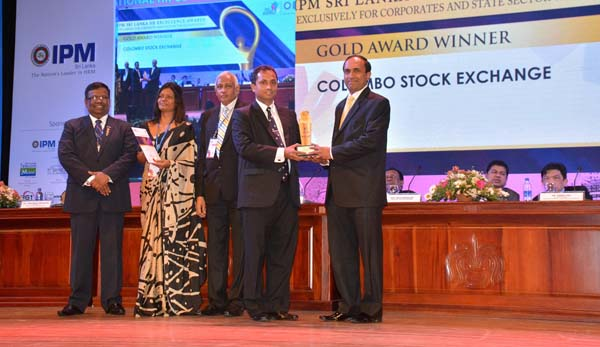 CSE Wins National HR Excellence Gold Award 2