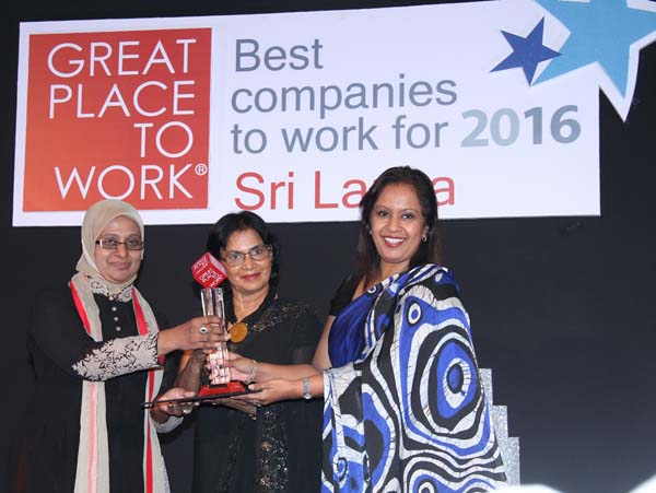 PHOTO – JAT Holdings ranked among 25 best workplaces