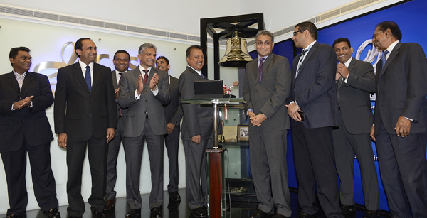 Access Engineering PLC opens trading at CSE