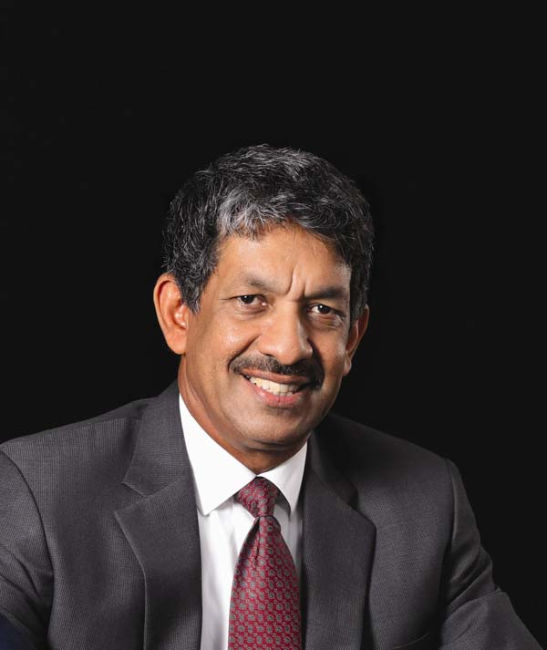 Arjun Fernando, CEO, DFCC Bank