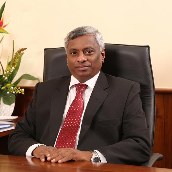 Lasantha Wickremasinghe CA Sri Lanka President