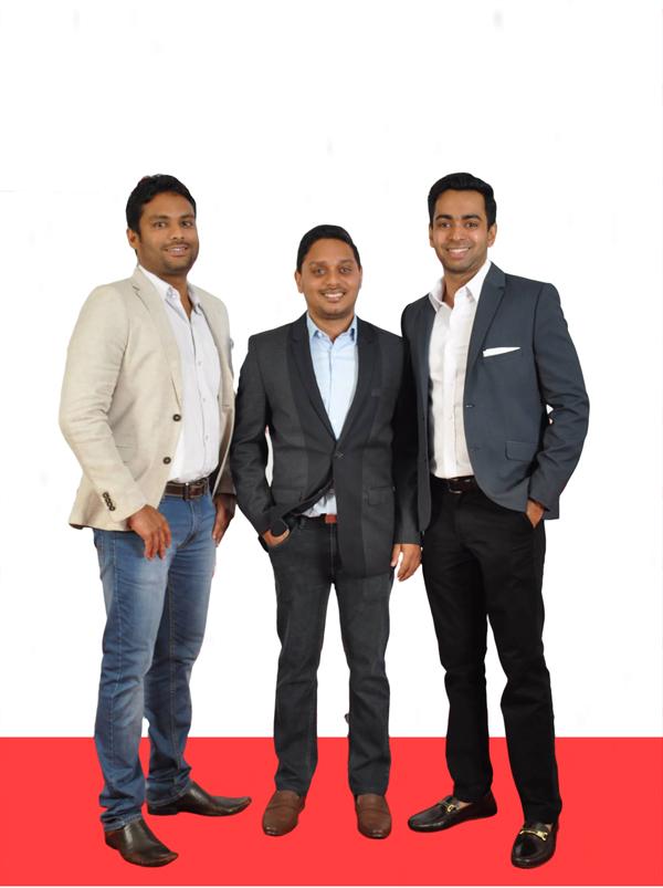 The Trio Behind Invoke