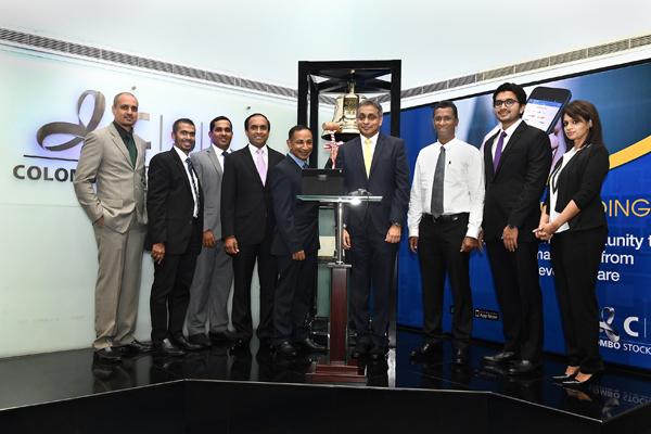 Teejay Lanka PLC opens trading at CSE