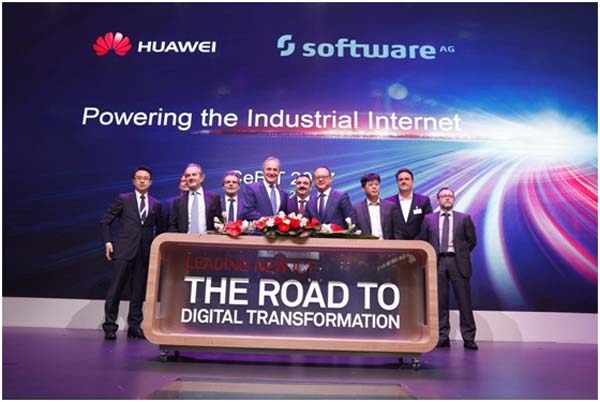 Huawei and IoT