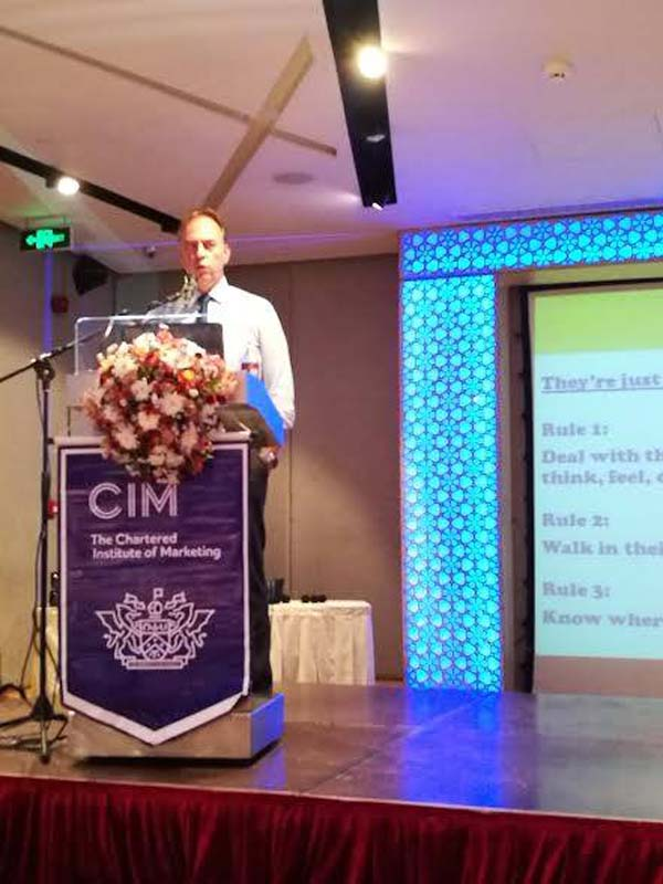 Michael Koest, Managing Director and Chief Executive Officer, Ceylon Tobacco Company PLC