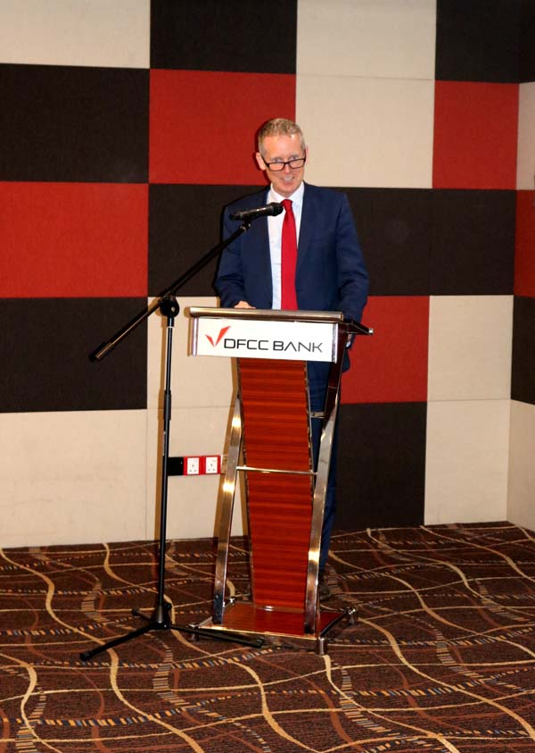 Mr. Andrew McDowell, Vice President, EIB