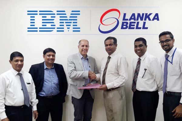 PHOTO – IBM Lankabell
