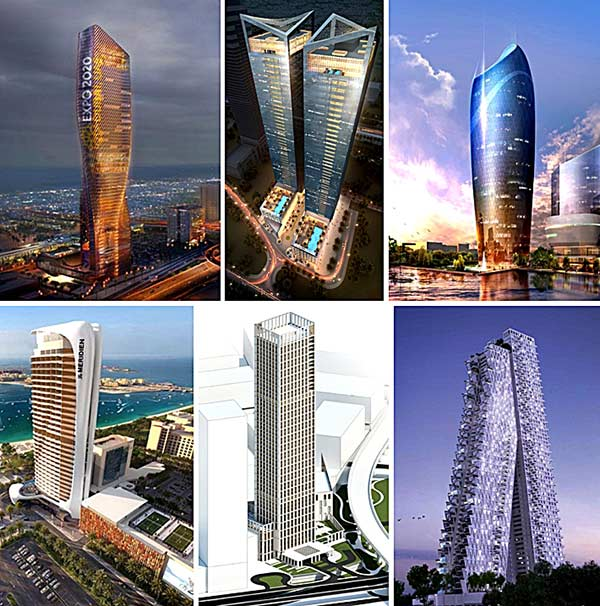 The-Six-high-rise-buildings-presented-as-case-studies