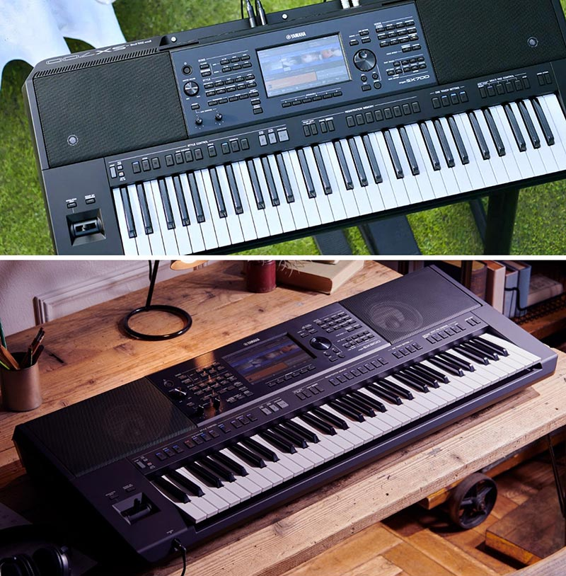 Yamaha-PSR-SX-Keyboards