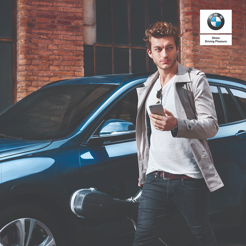 BMW-Service-Booking
