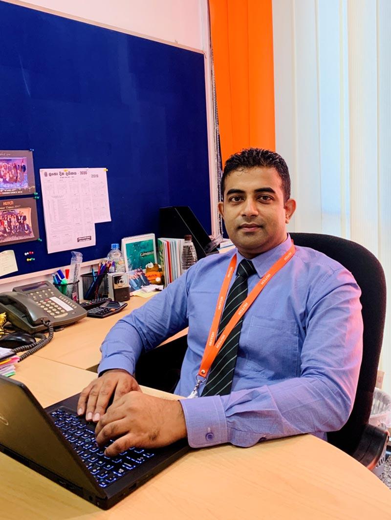 Iranga-Amandakoon,-Senior-Manager-Revenue-&-Retention,-Hutchison-Telecommunications-Lanka-(Pvt)-Limited