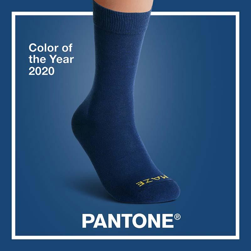 Pantone-Socks