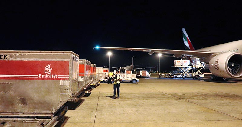 Emirates-SkyCargo-special-freighter-operation-in-Colombo