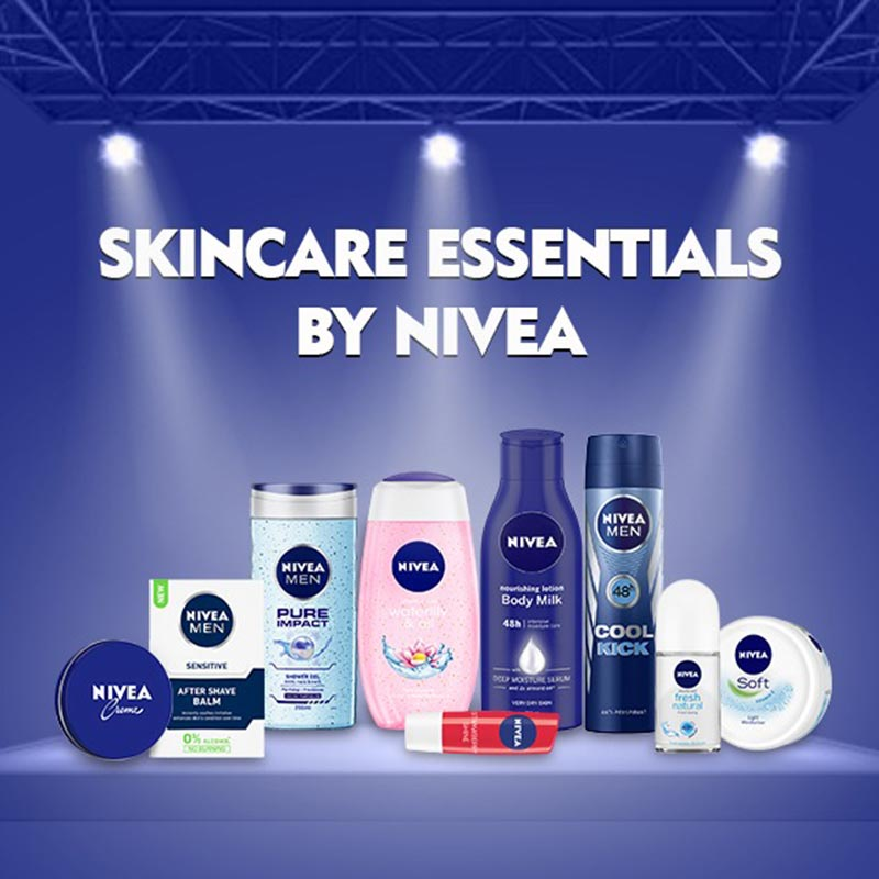 NIVEA-Skincare-essentails-