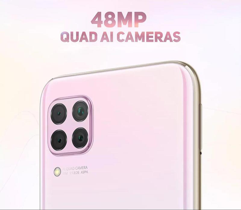 Nova-7i's-AI-Quad-Cameras