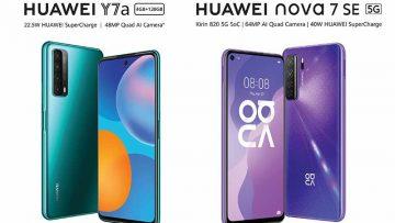 Huawei-Y7a-and-Huawei-nova-7-SE
