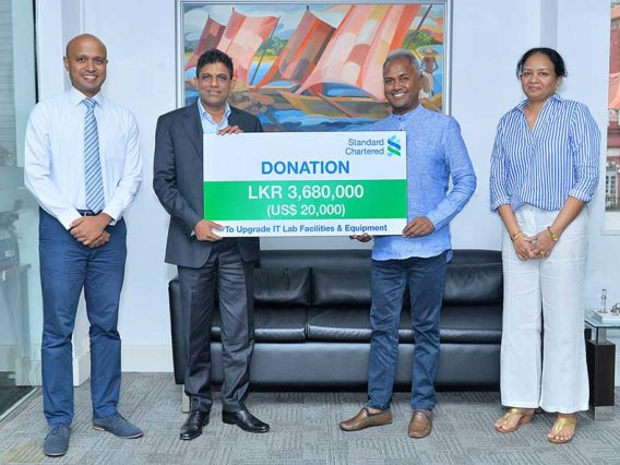 Standard-Chartered-Sri-Lanka-donates-to-Foundation-of-Goodness-to-improve-digital-learning-in-rural-students
