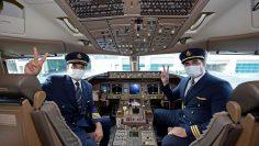 Flight-deck