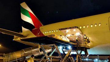 Emirates-SkyCargo-transports-Sputnik-V-to-Colombo