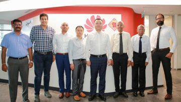 Huawei-and-DMS-team
