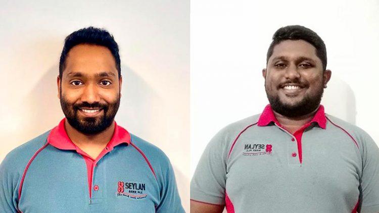 Sankalpa-Kumarapeli-Most-Outstanding-Team-Leader-of-the-year-Left-and-Gayanga-Ariyarathna-Most-Outstanding-Salesman-of-th