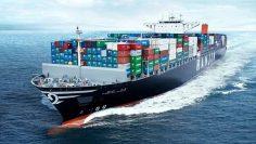 File photo on trade and logistics