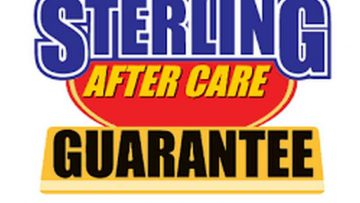 Sterling Aftercare Guarantee – Logo